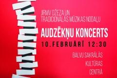 JIRMV Džeza un Tradicionālās mūzikas nodaļu Audzēkņu koncerts