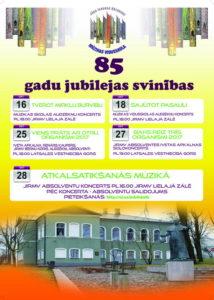 JIRMV 85 Jubileja